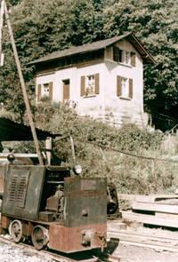 Posten 17 am Brunnenkopftunnel bei Aufhausen.