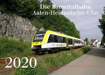Brenzbahnkalender 2020